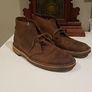 Men's Clarks Desert Boots